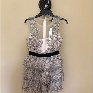 Gianni Binni lace dress